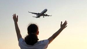 Fliegen, Flugzeug, Tipps gegen Flugangst