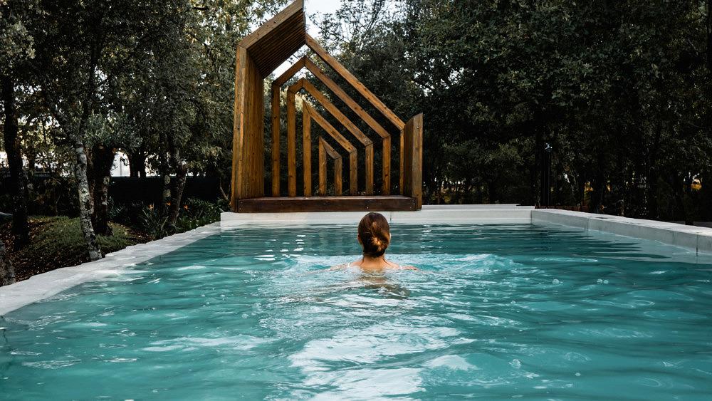 Wasser sparen, Pool, Urlaub