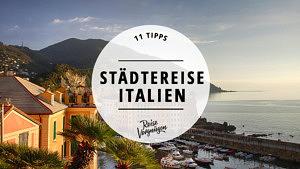 Städte in Italien