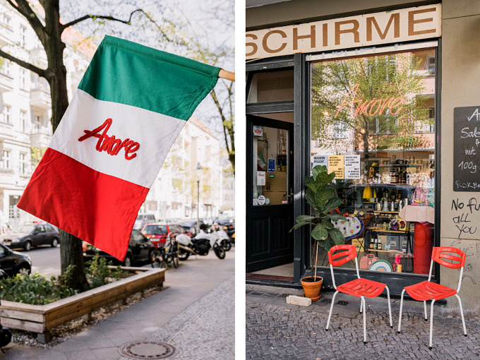 Amore Store, Italien