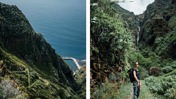 Madeira, Caminho Real do Paul do Mar
