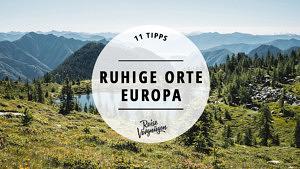 Guide_Ruhige Orte_Europa