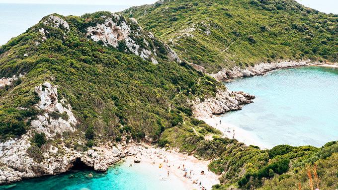 Korfu_Zwillingsbucht_Griechenland