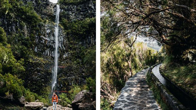 Madeira, Levada das 25 Fontes_Madeira