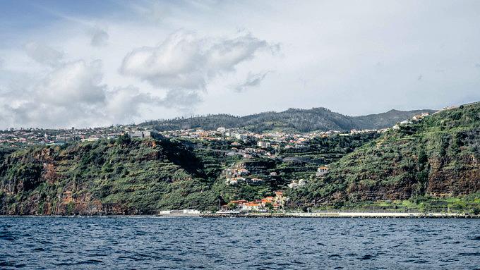 Madeira, madeira_estrela de calheta küstenlinie