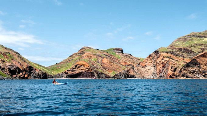 Madeira, Kayak