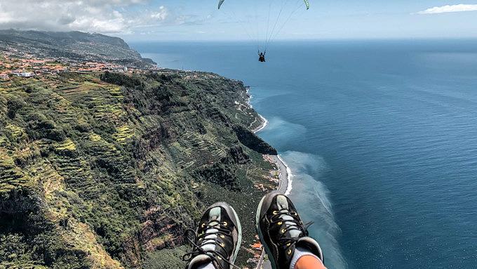 Madeira, Madeira Paragliding