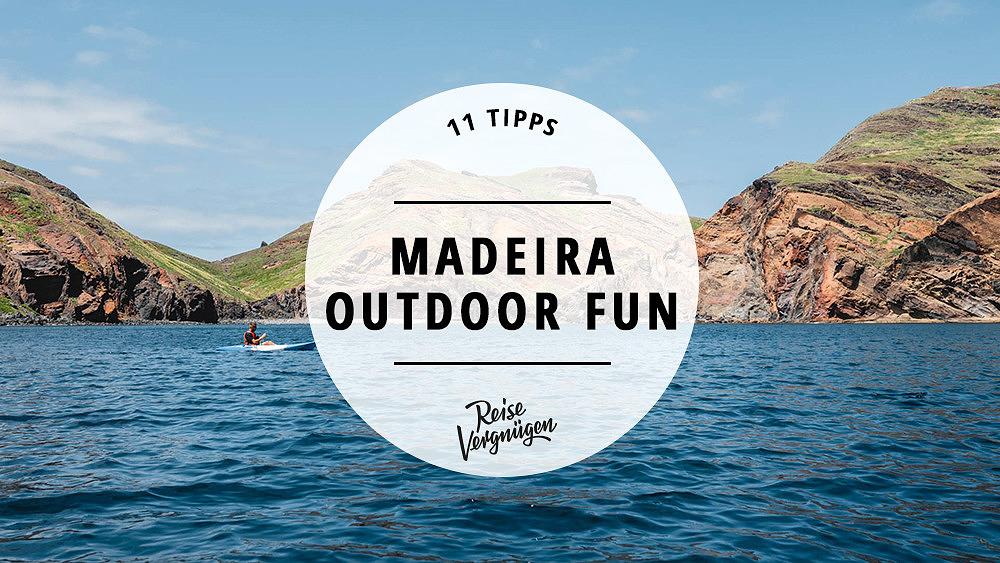 Madeira Wanderungen Outdoor Aktivitäten