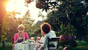 urlaub mit großeltern und Enkeln