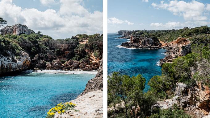 Mallorca, Strand, Baden