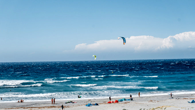 kite,strand