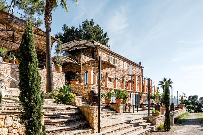 Eingecheckt, Osa Major, Mallorca
