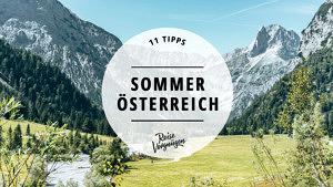österreich sommer, tipps, guide