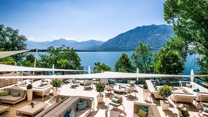 Ristorante Lago, Hotel Giardino