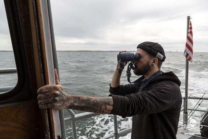 Sea Shepherd, Meereschutzorganisation