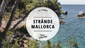 strände mallorca, meer, strand, guide