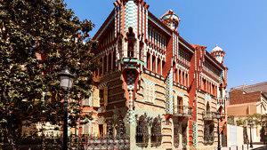 Casa Vicens, Antoni Gaudí, Barcelona