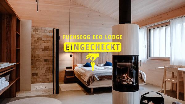 Fuchsegg Eco Lodge, Bregenzerwald