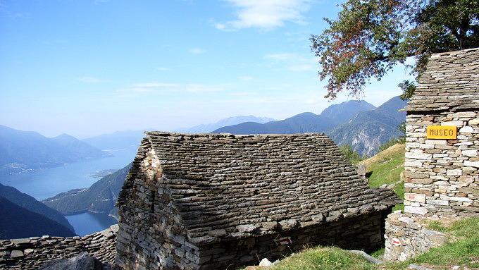 Itinerario Etnografico Odro, Tessin