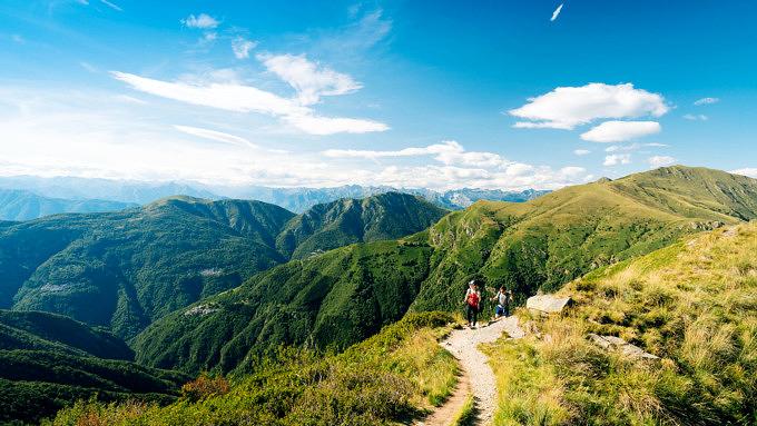 Monte Tamaro, Monte Lema, Tessin