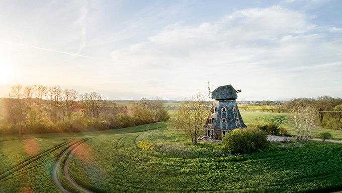 Schamper Mühle