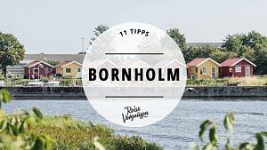 Bornholm Urlaub Dänemark