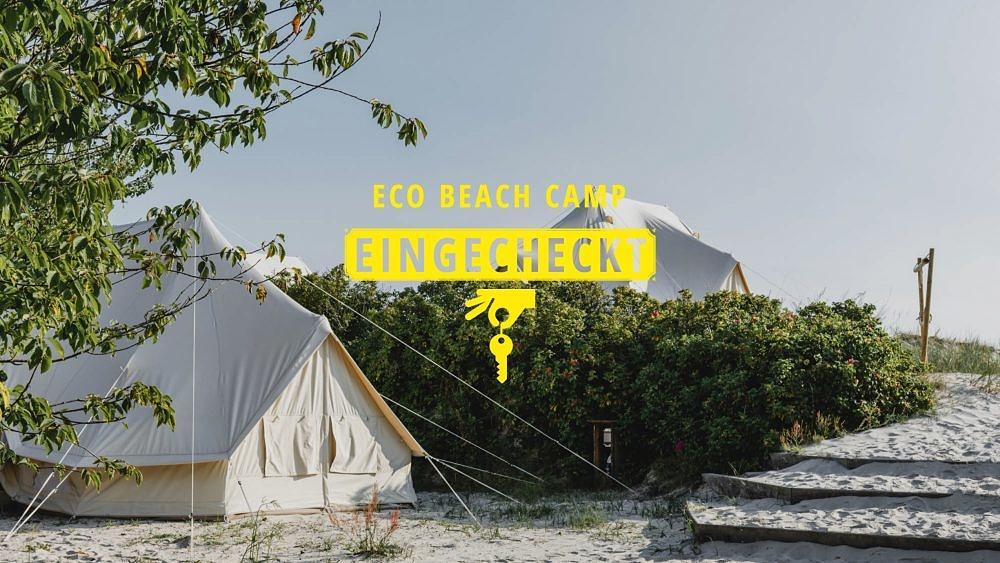 Bornholm, Eco Beach Camp