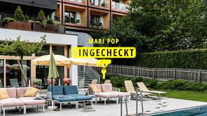 Mari Pop, Zillertal, Designhotel Österreich