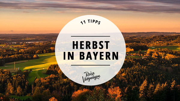 Chiemsee-Alpenland, herbst in bayern guide