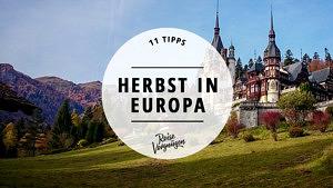 Herbst in Europa Guide