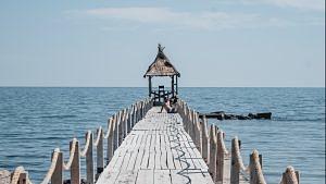Balchik, Bulgarien, Meer
