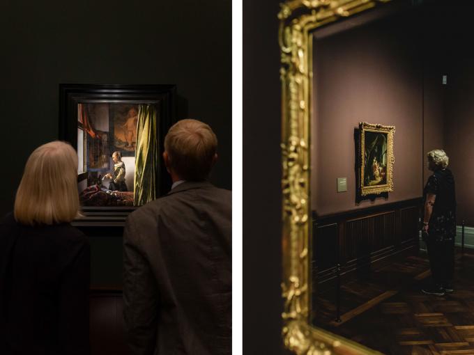 Ausstellung Vermeer Dresden, getYourGuide