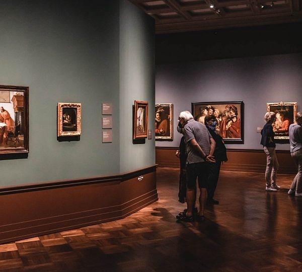 Ausstellung Vermeer Dresden