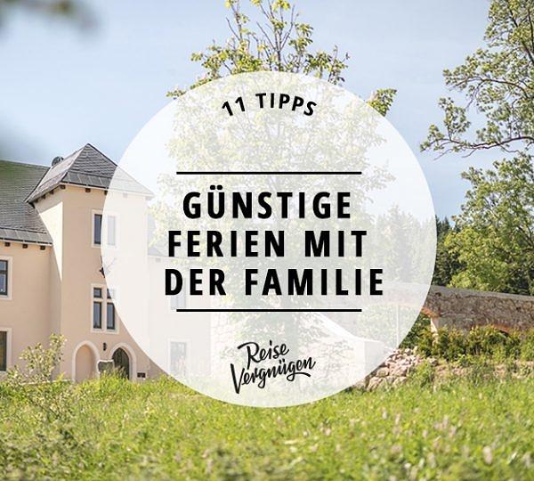 günstige Ferienwohnungen Deutschland