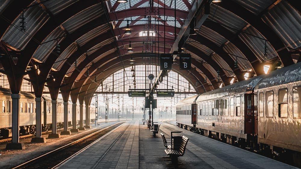 Malmö, Schweden, Bahnhof, Nachtzug