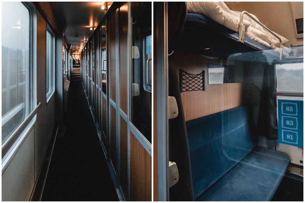 Snälltåget, Nachtzug Berlin Stockholm