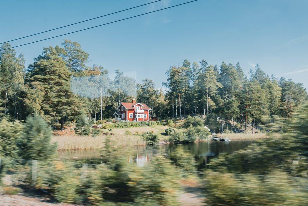 Schweden, Landschaft