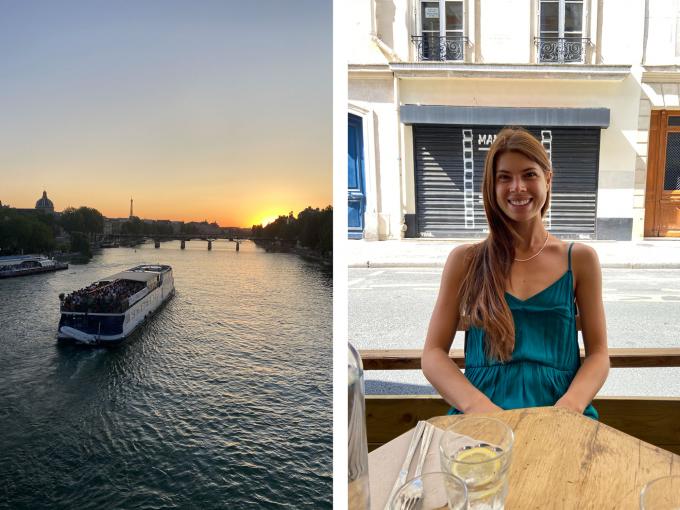 Paris, Korsika, Panne im Urlaub, Urlaub, Fähre