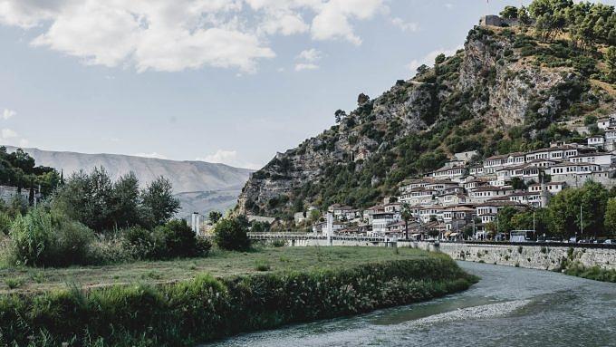 Berat, Albanien Urlaub