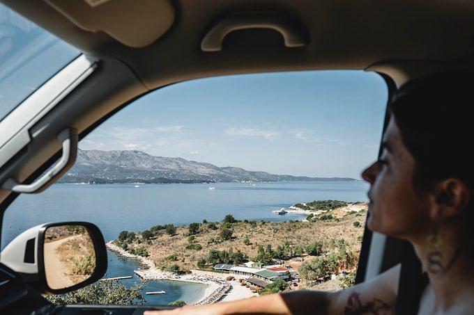Albanien, Küste, Adria