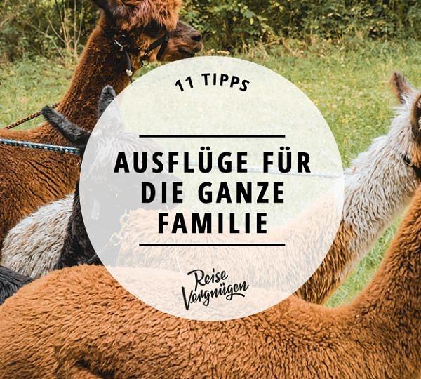 Familienurlaub Ausflüge