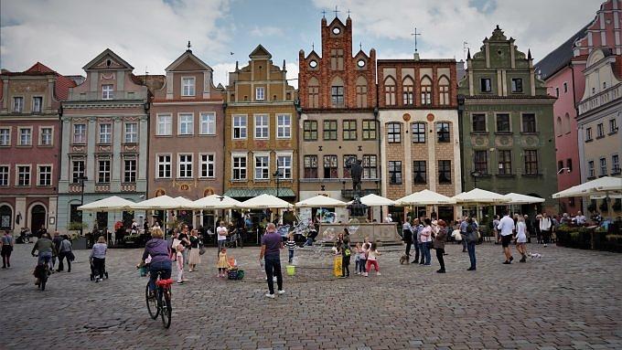 Marktplatz Posen, Tipps Posen Polen